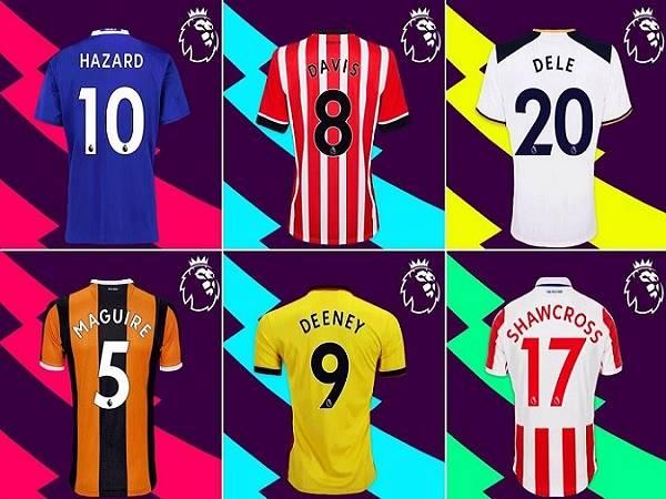 Bí mật đằng sau ý nghĩa số áo cầu thủ trong bóng đá
