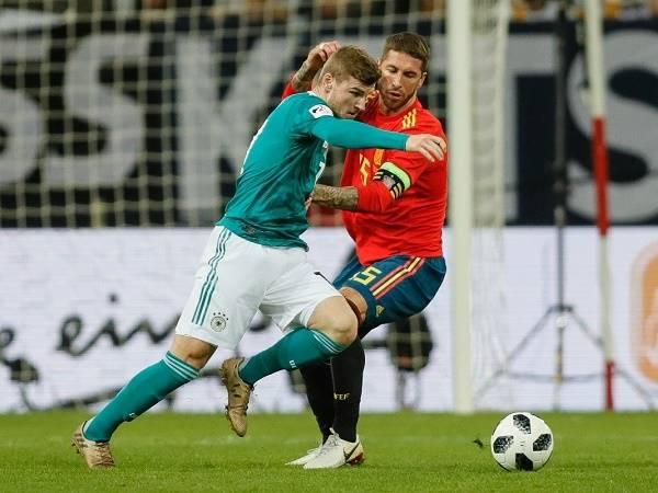 Điểm tin bóng đá tối 3/9: Tuyển Đức sẽ đá 3 trung vệ đối đầu Tây Ban Nha