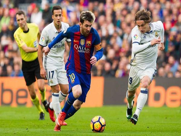 Messi là người có cách rê bóng đẳng cấp nhất thế giới