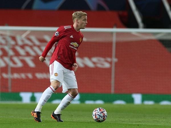 Điểm tin bóng đá tối 25/11: Vị trí tốt nhất dành cho Van de Beek