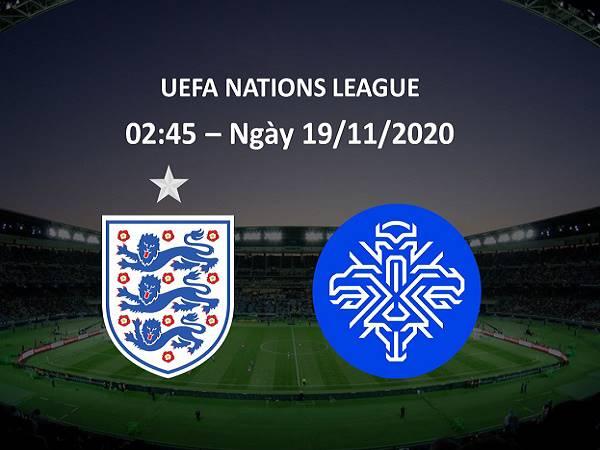 Soi kèo nhận định Anh vs Iceland 02h45 ngày 19/11 - Nations League