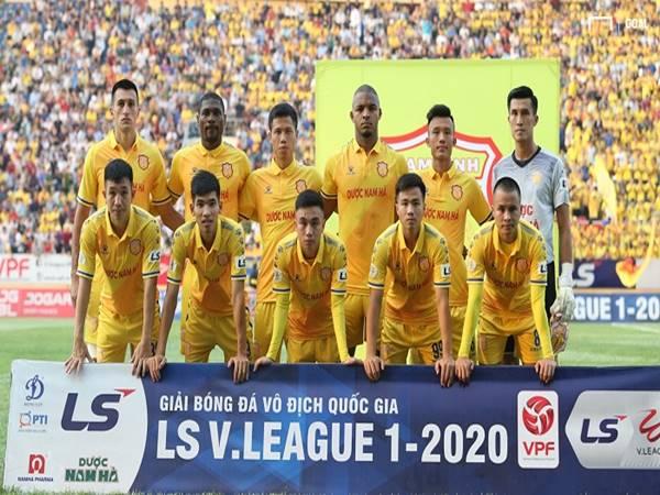 Câu lạc bộ bóng đá Nam Định - Tìm hiểu lịch sử CLB Nam Định