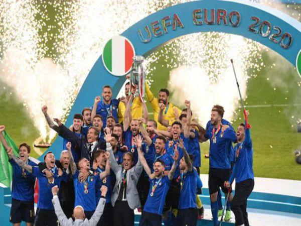 Tin thể thao sáng 12/7: Nhà vô địch EURO 2020 đón mưa tiền thưởng