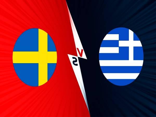 Soi kèo Châu Á Thụy Điển vs Hy Lạp, 01h45 ngày 13/10